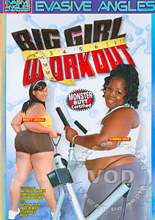 Big Girl Workout Box Cover
