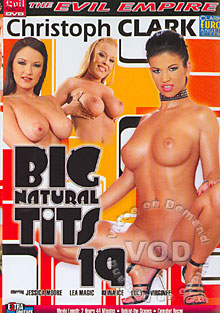 Big Natural Tits 19 Box Cover