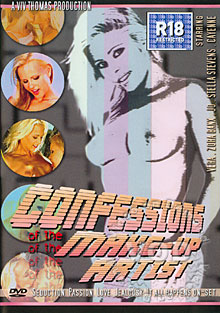 Confessions Of The Make-Up Artist Box Cover