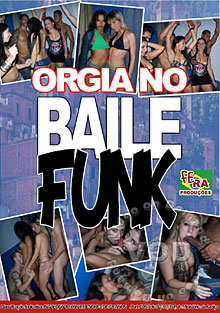 Orgia No Baile Funk Box Cover