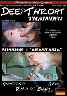 Deepthroat Training Mission 1 - Anastasia Box Cover