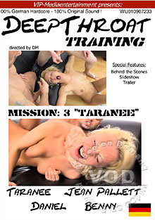 Deepthroat Training Mission 3 - Taranee Box Cover