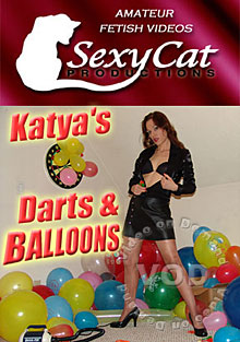 Katya's Darts And Balloons Box Cover