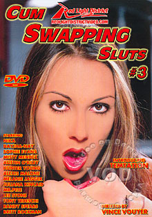 Cum Swapping Sluts #3 Box Cover