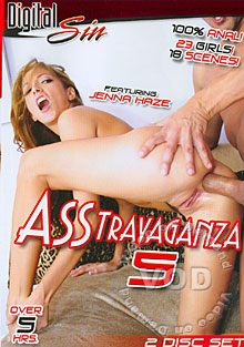 ASStravaganza 5 Box Cover