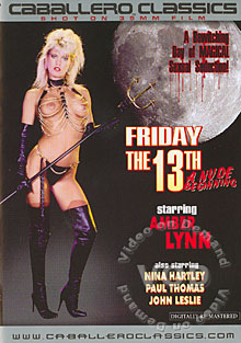 Friday The 13th - A Nude Beginning Box Cover