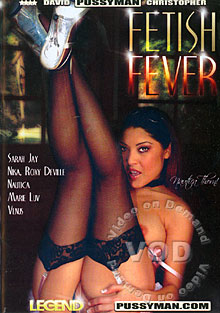 Fetish Fever Box Cover