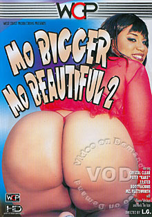 Mo Bigger Mo Beautiful 2 Box Cover