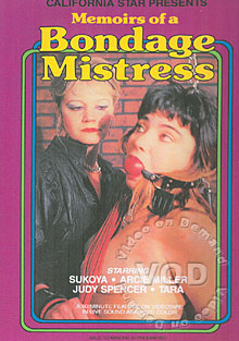 Memoirs Of A Bondage Mistress Box Cover