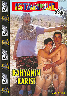 Kahyanin Karisi Box Cover