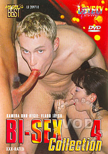 Bi-Sex Collection 4 Box Cover