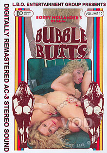 Bubble Butts Volume 10 Box Cover