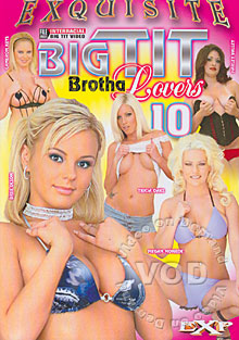 Big Tit Brotha Lovers 10 Box Cover