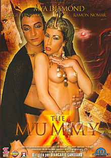 The Mummy Box Cover