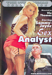 Sex Analyst Box Cover