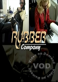 Rubber Company Box Cover
