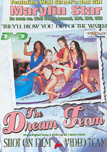 The Dream Team Box Cover