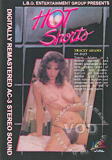 Hot Shorts Presents Tracey Adams Box Cover
