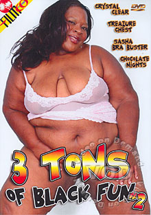 3 Tons Of Black Fun #2 Box Cover