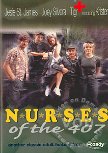 Nurses Of The 407 Box Cover