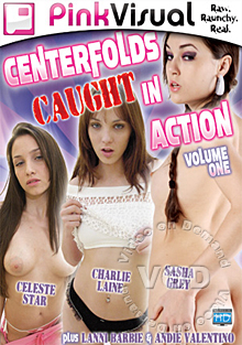 Centerfolds Caught In Action Volume One