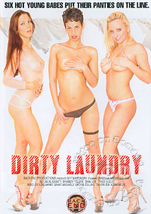 Dirty Laundry Box Cover