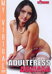My Virtual Adulteress - Adriana Box Cover