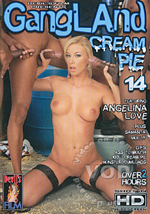 Gangland Cream Pie 14 Box Cover
