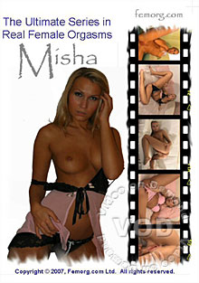 Misha Box Cover