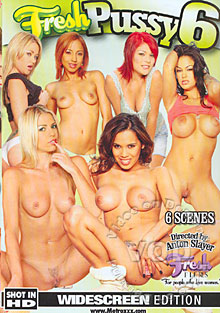 Fresh Pussy 6 Box Cover