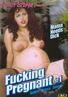 Fucking Pregnant 1 Box Cover