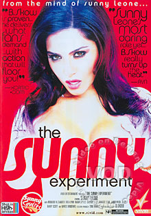 The Sunny Experiment Box Cover