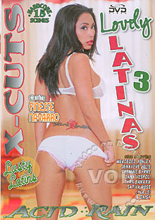 Lovely Latinas 3 Box Cover
