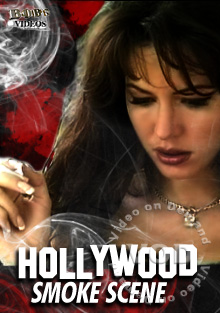 Hollywood Smoke Scene Box Cover