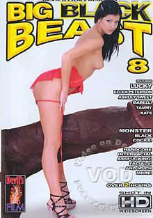 Big Black Beast 8 Box Cover