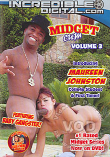 Midget Cum Volume 3 Box Cover