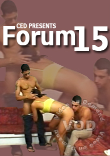 Forum 15 Box Cover