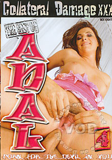 The Best Of Anal 4 Box Cover