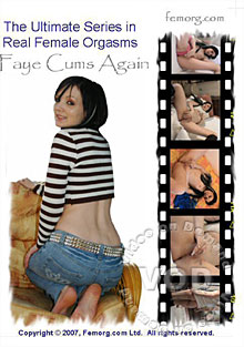 Faye Cums Again Box Cover
