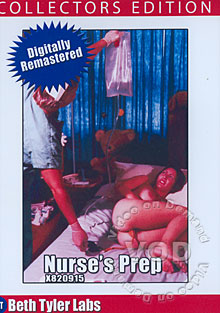 Nurse's Prep Box Cover