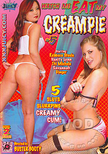 Watch Me Eat My Creampie #5 Box Cover