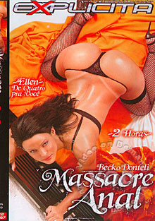 Massacre Anal Box Cover
