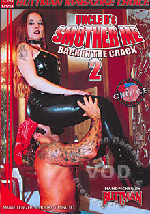 Smother Me 2 - Back In The Crack Box Cover