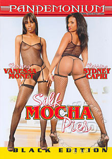 Silk Mocha Pies Box Cover