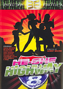 He/She Highway 8 Box Cover - Login to see Back