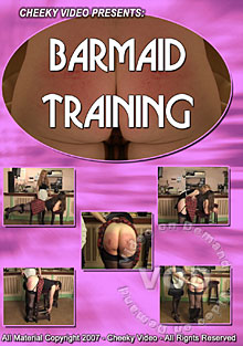 Barmaid Training Box Cover