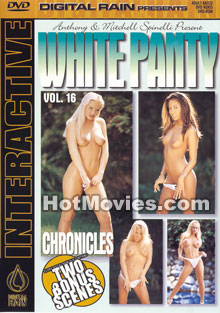 White Panty Chronicles Vol. 16 Box Cover