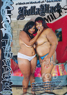 Holla Black MILFs Box Cover