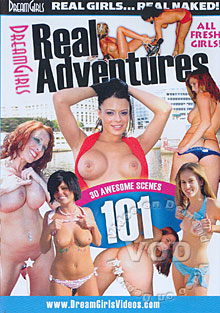 Real Adventures 101 Box Cover