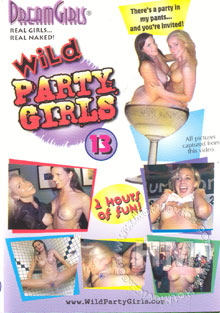 Wild Party Girls 13 Box Cover